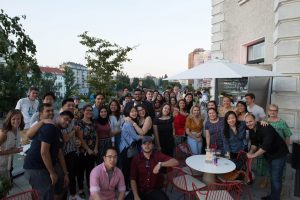 photo of ICSV/VCS alumni reunion during summer