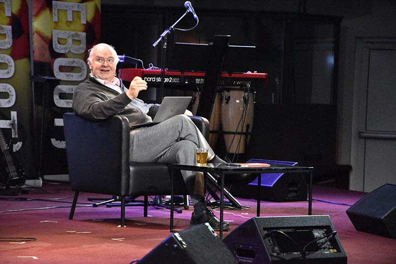 Spiritual Emphasis Recap: More Questions than Answers